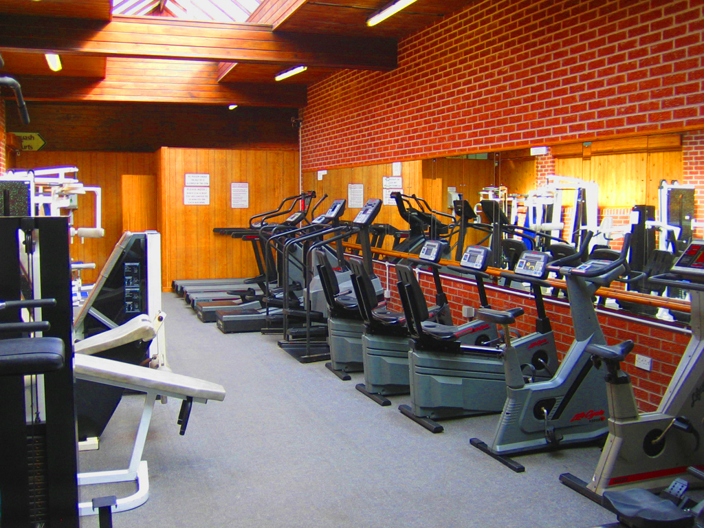 Spinning/Cycling Machines in our Gym